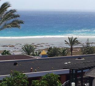Strand unter Wasser bei Vollmond Hotel Barceló Jandia Club Premium