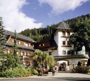 Frontansicht Trattlerhof Hotel Trattlerhof