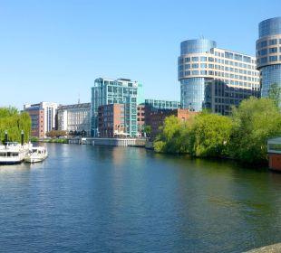 Tolle Lage Ameron Hotel Abion Spreebogen Waterside Berlin