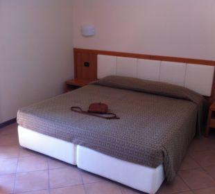 Schlafzimmer Hotel Bellavista