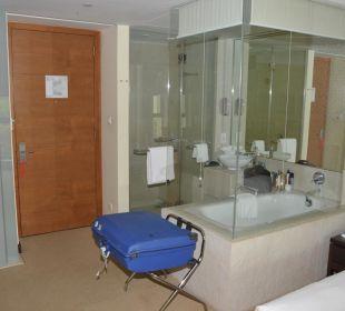 Glas-Bad und Dusche Vida Hotel Downtown Dubai