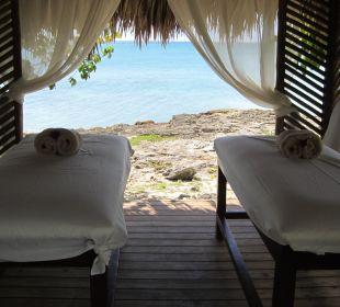 Massagen an Meer Dreams La Romana Resort & Spa