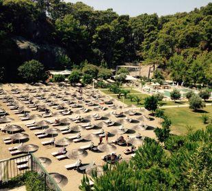 Strand PURAVIDA Resort Seno
