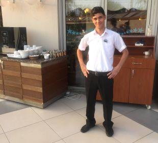 Superkellner Hasan Hotel Side Sun