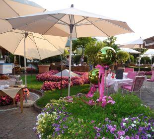 Abendstimmung Alpines Lifestyle Hotel Tannenhof