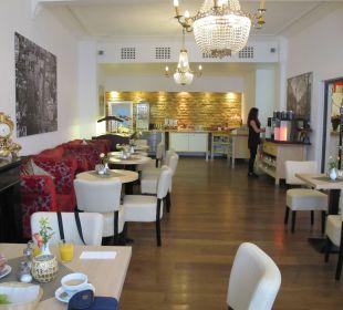Frühstück Hotel The Medusa