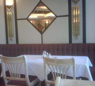 Frühstücksraum Hotel Capricorno