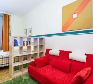 Appartamento grande tripla Hotel Cairoli