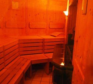 Sauna Hotel Schlehdorn