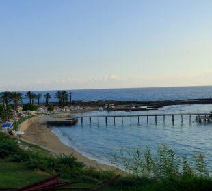 Widok na zatokę Oz Hotels Incekum Beach