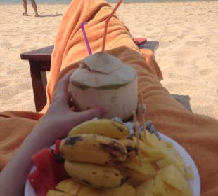 Essen am Strand Anantara Bophut Resort & Spa