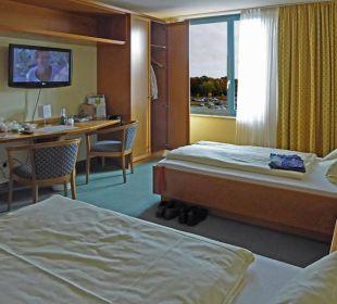 Zweibettzimmer Casa Familia