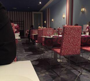 Modernes Design im Restaurant Hotel Barceló Jandia Club Premium