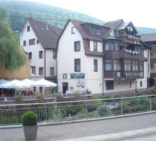 """Sonne"" in Wildbad Hotel Sonne"