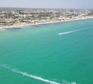Parasailing Hotel Fiesta Beach Djerba