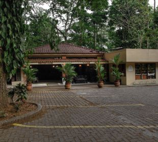 Rezeption Hotel & Club Punta Leona