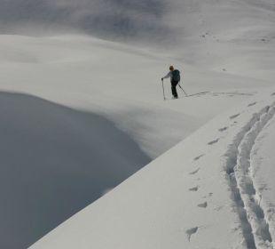 Schneeschuhwandern im Lesachtal Gasthof Paternwirt