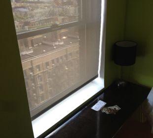 Ausblick Hotel Harlem YMCA