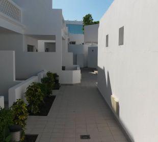 Blick nach Links  Hotel Las Costas