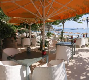 Restaurant an der Bar Hotel Corissia Beach