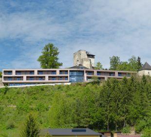 Hotel von Neuaigen aus Hotel Schatz.Kammer Burg Kreuzen
