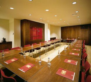Conference room K+K Hotel Elisabeta