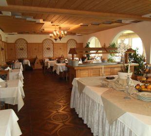 Speisesaal Gartenhotel Völser Hof