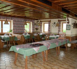 Speisesaal Almgasthof Baumschlagerberg