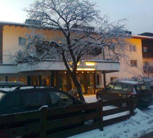 Entree Hotel Edelweiß