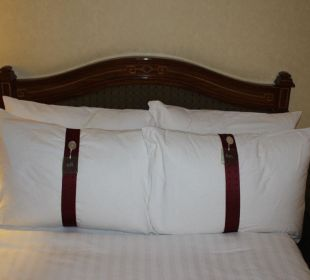 Verschiedene Kissen Hotel Holiday Inn Chiangmai