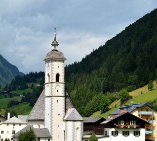 Kirche in Döllach Hotelchen Döllacher Dorfwirtshaus