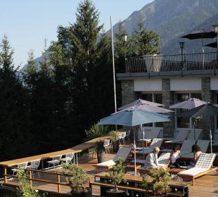 Terrasse Hotel Miramonte