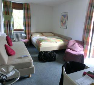 Doppelzimmer Hotel Garni Körschtal