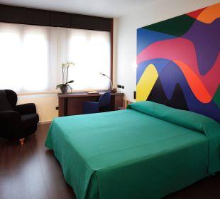 Room Hotel Mediolanum