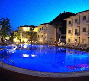 Der Pool Blue Lagoon Hotel Oludeniz