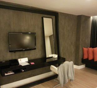 Das Zimmer Hotel Glow Trinity Silom