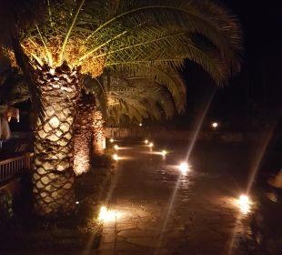 Weg zum Zimmer Anthemus Sea Beach Hotel & Spa