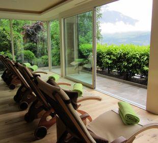 Ruhebereich im Spa Hotel La Maiena Life Resort