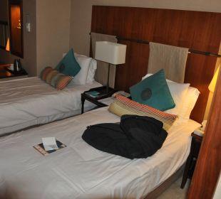 Zimmer bei Ankunft Martı Resort De Luxe
