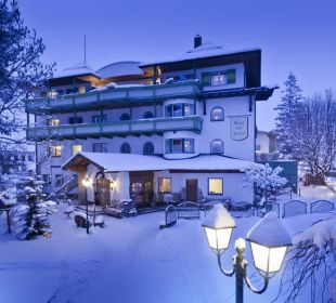 Winterdämmerung Vital Hotel Zum Ritter