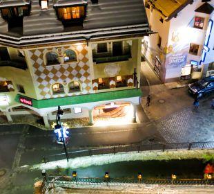 Aussblick Hotel Goldener Adler