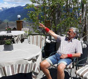 Bergpanorama  Kronplatz-Resort Berghotel Zirm