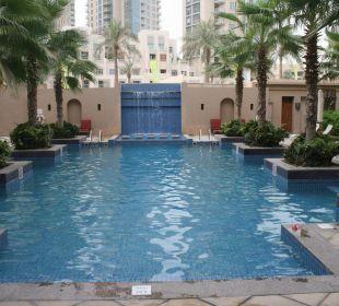 Pool Vida Hotel Downtown Dubai