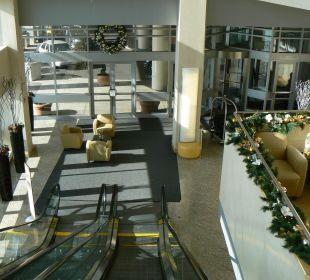 Der Eingangsbereich Hotel Hyatt Regency Jersey City On The Hudson