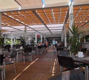 Beach-Bar Side Sun Bella Resort & Spa