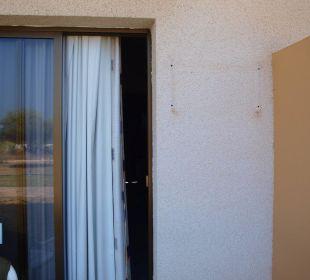 Kein Wäschetrockner Hotel Mimosa Beach