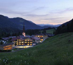 Hubertus Alpin Lodge & Spa im Allgäu/Bayern Hubertus Alpin Lodge & Spa