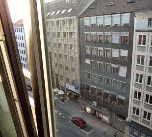 Schwanthalerstr. links Hotel Courtyard by Marriott München City Center
