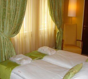 Einzelzimmer, zumindest als solches gebucht Small Luxury Hotel Das Tyrol