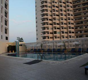Pool Hotel Holiday Inn Chiangmai